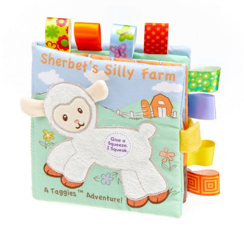 Taggies Soft Book - Sherbet's Silly Farm