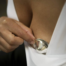 Load image into Gallery viewer, Silverette Nursing Cups -  Protect and heal breastfeeding nipples