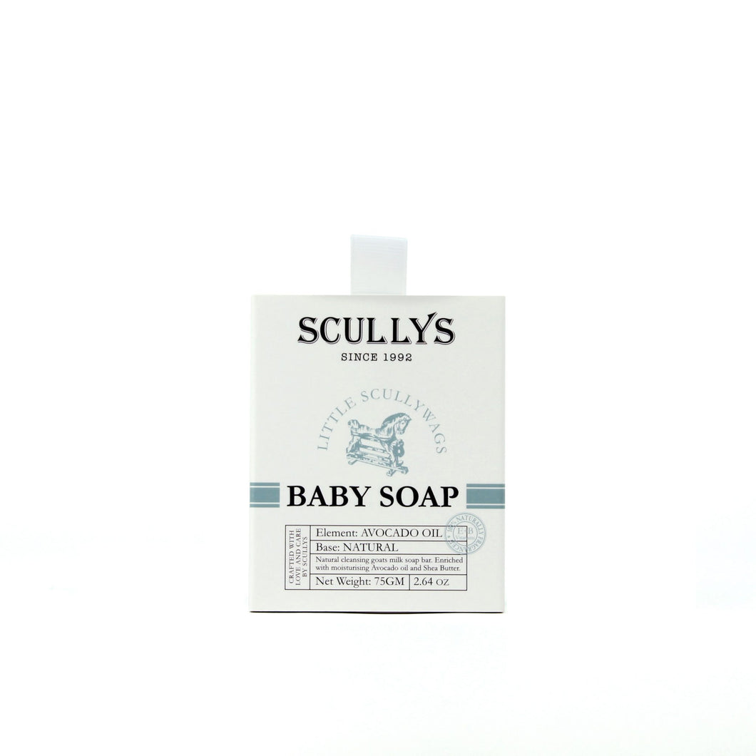 Baby Scullywags Soap 75gms