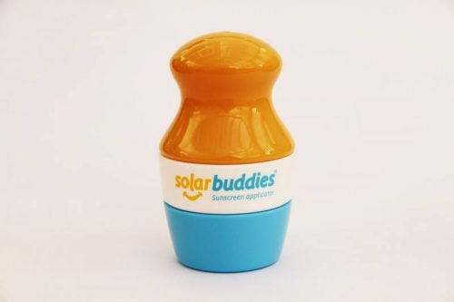 Solar Buddies Starter Pack – 1 Applicator & 1 Replacement Head - Blue or Pink