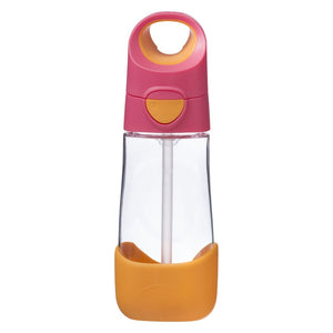 b.box Thirst Quencher Drink Bottle - Strawberry Shake - 450mls