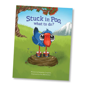Stuck in Poo what to do?