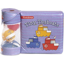 Load image into Gallery viewer, Melissa & Doug Float-Alongs Tiny Tugboats