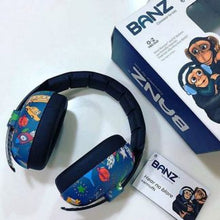 Load image into Gallery viewer, Banz Mini Earmuffs - 0-2 years - Choose your Colour