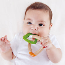 Load image into Gallery viewer, Hape Double Triangle Teether