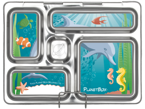 Planet Box Rover Magnets - Personalise in your own style!