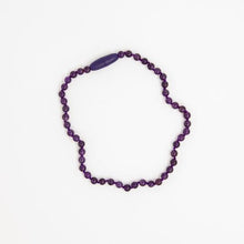 Load image into Gallery viewer, The Warrior Within Amethyst Warrior Necklace - 3 sizes