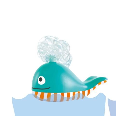 Hape Bubble Blowing Whale - Water Time Fun