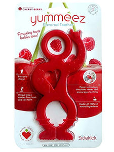 Lil Sidekick Yummeez Flavored Teether