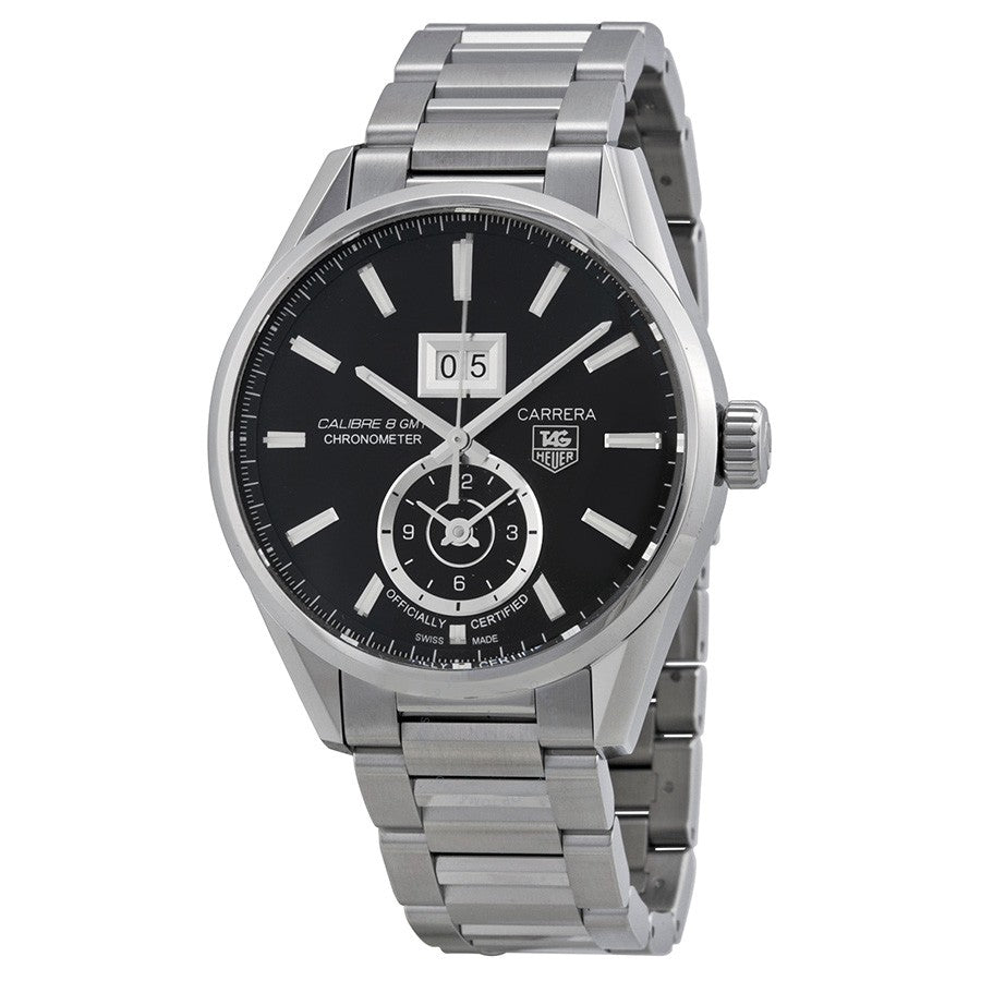 Tag Heuer Carrera Calibre Automatic 41MM Case Watch in Stainless Steel - WAR5010BA0723