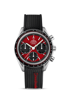 OMEGA Speedmaster Racing Chronograph Co-Axial Mens Watch 40mm