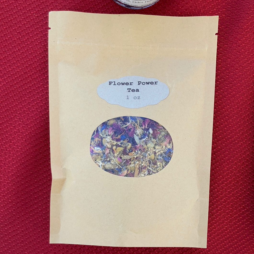 Flower Power Tea 1oz