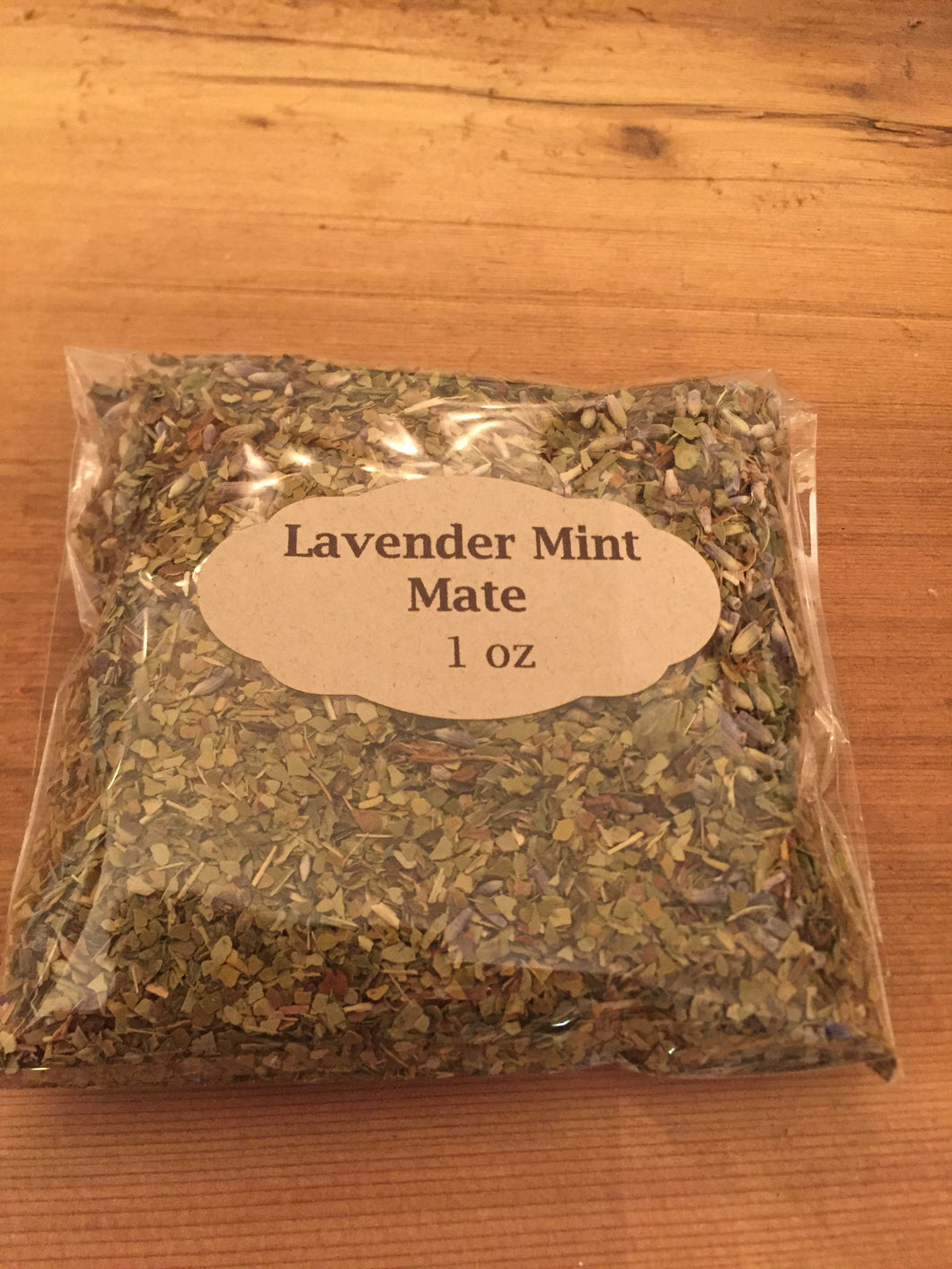 Lavender Mint Maté Tea 1oz