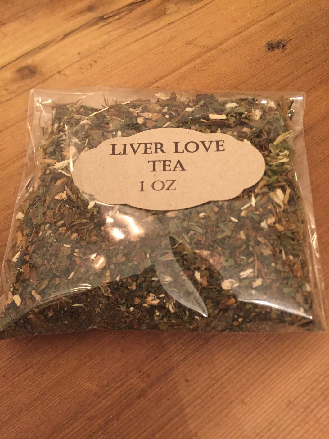 Liver Love Tea 1oz