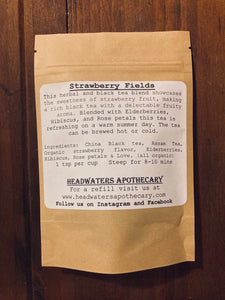Strawberry Fields Tea 1oz