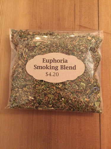 Euphoria Herbal Smoking Blend .5 Oz