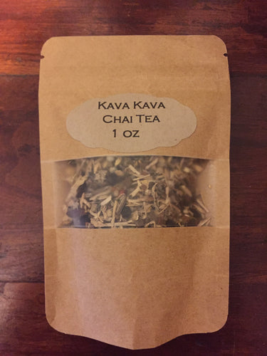 Kava Kava Chai Tea 1oz