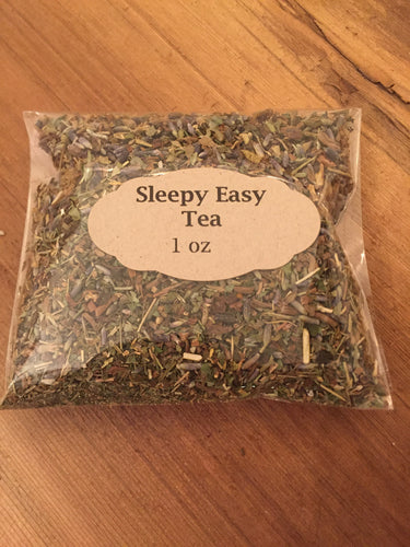 Sleep Easy Tea 1oz