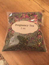 Load image into Gallery viewer, Pregnancy Tea 1oz