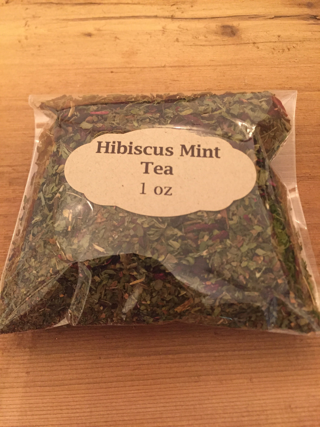 Hibiscus Mint 1 Oz