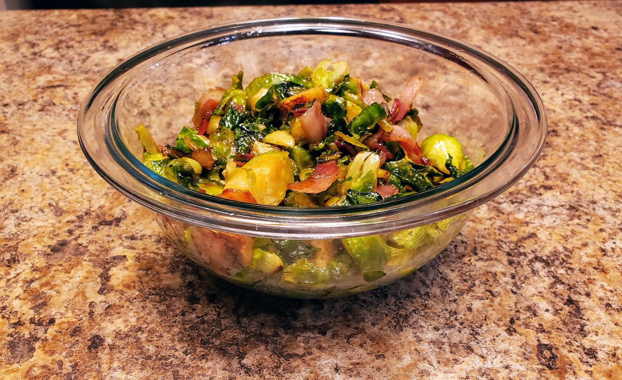 Bright Leaf Bacon Maple Brussels Sprouts
