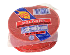 Bright Leaf Beef and Pork Bologna Grocery