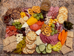 Bright Leaf Charcuterie Board