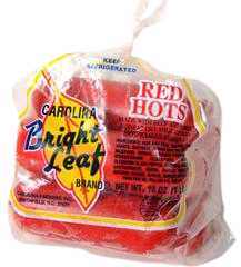 Bright Leaf Red Hots 1 lb Grocery