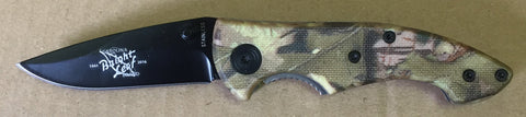 COLLECTORS KNIFE 75TH ANNIVERSARY (CAMO)