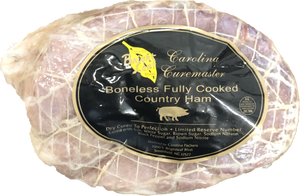 Bright Leaf Carolina Curemaster Boneless Cooked Country Ham (8 lbs)