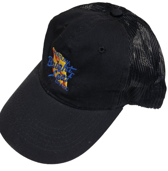 SOLID NAVY SOFT MESH HAT