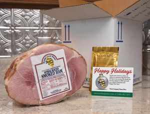 Bright Leaf Spiral Sliced Holiday Ham (Holiday Special)