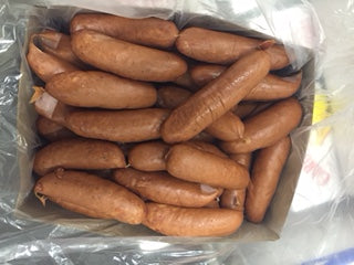 Bright Leaf Smoked Sausage 10 LB Box