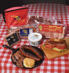 The Bright Leaf Holiday Smokehouse Sampler