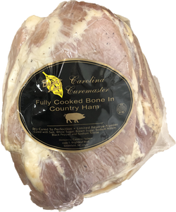 Bright Leaf Carolina Curemaster Whole Bone-In Cooked Country Ham