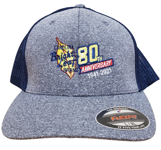 Flexfit Bright Leaf 80th Anniversary Hat /  Size Large
