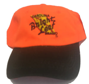 ORANGE & BLACK HAT (UNSTRUCTURED)
