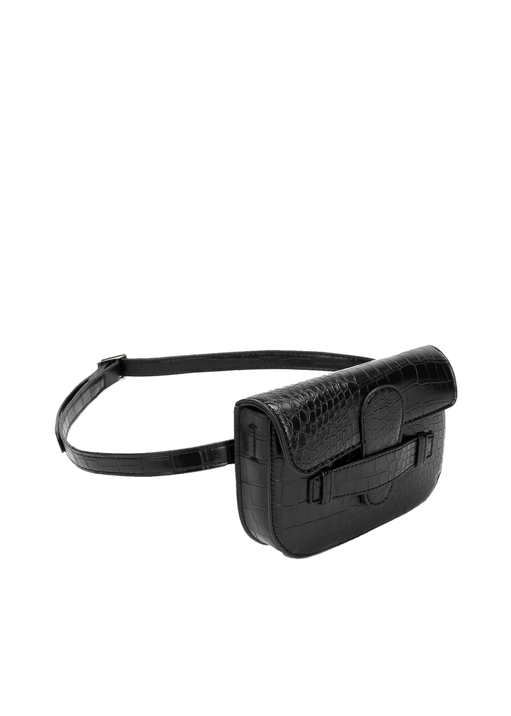 Nolita Croc Belt Bag