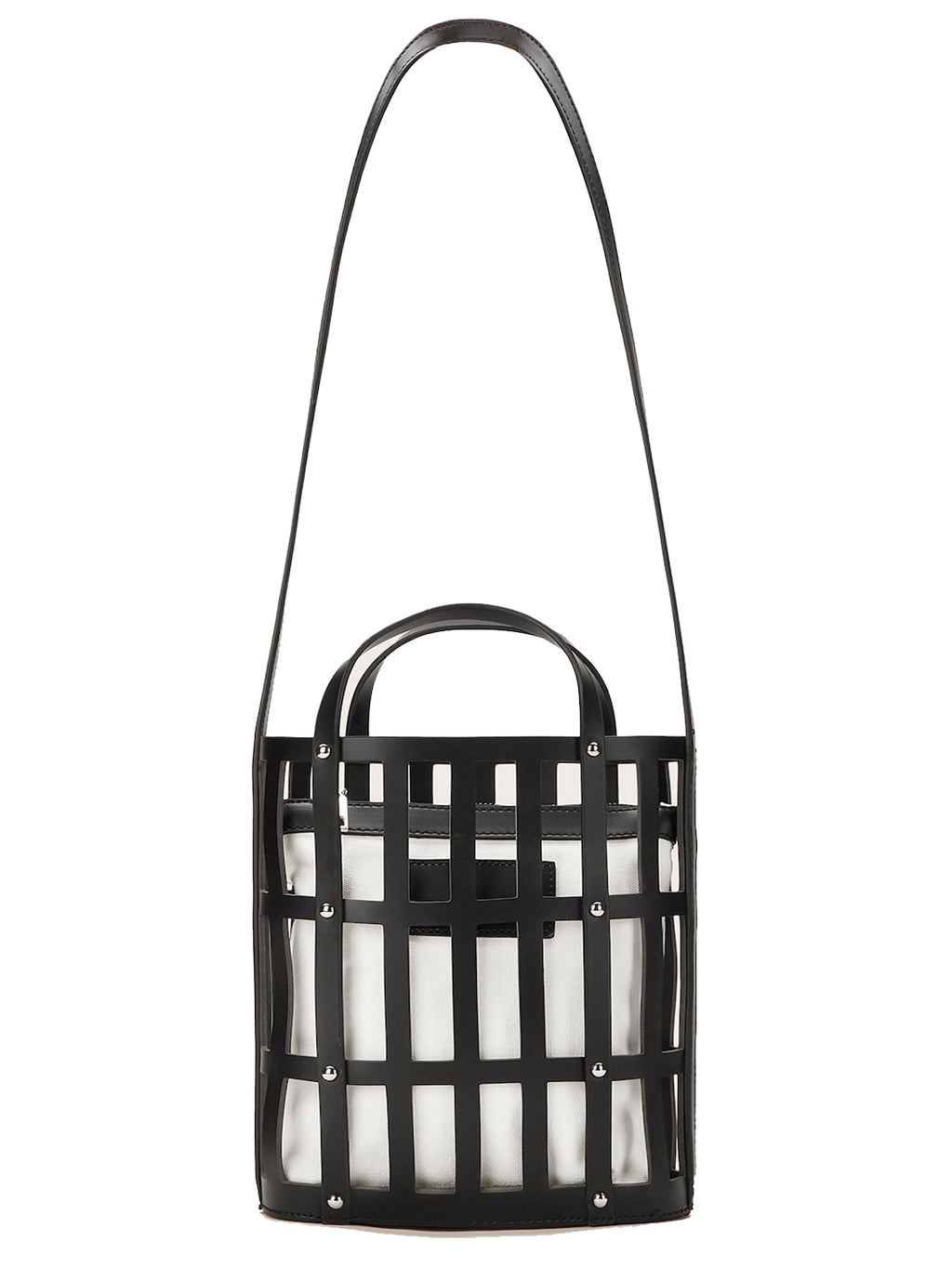 Chelsea Caged Bucket Bag