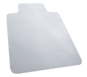 Lipped Chair Mat with Studs