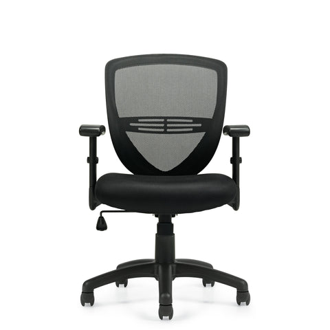 11320B Mesh Back Tilter Chair