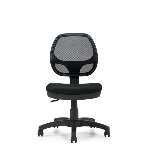 11642B Mesh Back Task - Armless Chair