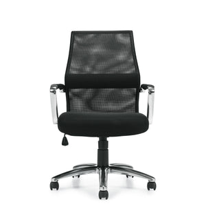 11657B Mesh Back Tilter Chair
