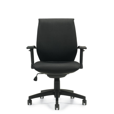 11715B Fabric Synchro-Tilter Chair