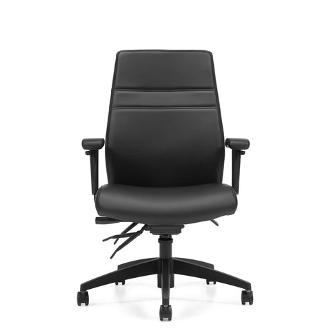 2913 Luxhide Multi-Tilter Chair