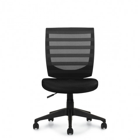 11922B Mesh Back Task - Armless Chair