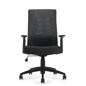 11980B Mesh Back Synchro-Tilter Chair