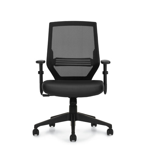 12112B Mesh Back Tilter Chair
