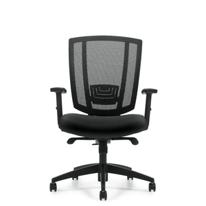3101 Mesh Back Synchro-Tilter Chair