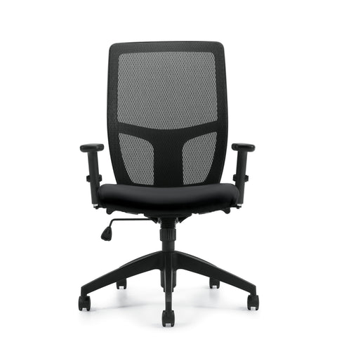 3191 Mesh Back Synchro-Tilter Chair